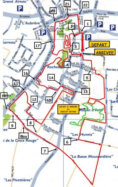 Circuit Fondetta'VTT 2014