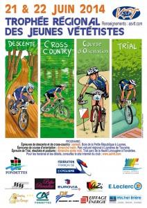 Affiche TRJV 2014 Fondettes