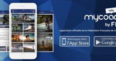 L'application My Coach Vélo est disponible !