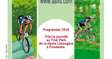 affiche TRJV2021